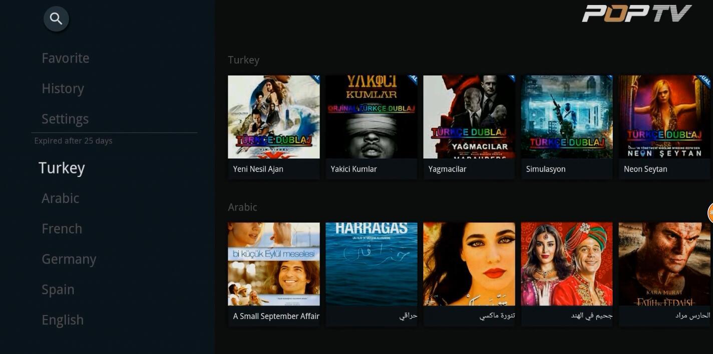Magicsee IPTV player tv box - Compay video - Magicsee androoid tv box